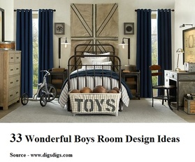COOL KIDS ROOMS 33 wonderful boys room design ideas