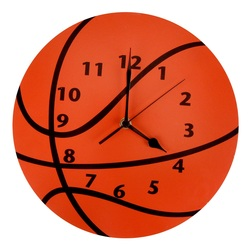 COOL KIDS ROOM Trend Lab Wall Clock Basketball