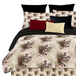 COOL KIDS ROOMS Street Revival Winged Cross Twin Comforter Set, Multi