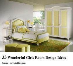 COOL KIDS ROOMS 33 Wonderful GIRLS Room Design Ideas
