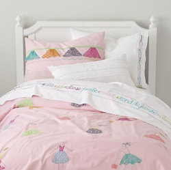 COOL KIDS ROOMS  Tulle and the Gang Bedding and Decor