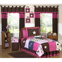 COOL KIDS ROOMS Cowgirl Western Kid Bedding Collection