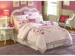 COOL KIDS ROOMS Cannon Kids Full/Queen Princess Comforter 3 Pcs