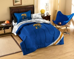 COOL KIDS ROOMS KANSAS JAYHAWKS BED IN A BAG Twin (also Full available)