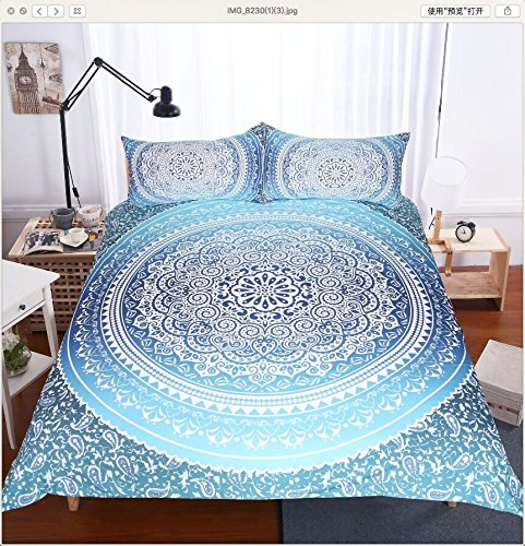Bohemian Bedding Luxury Set