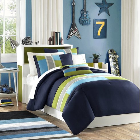 Preston Comforter Set 3 or 4 Pcs.