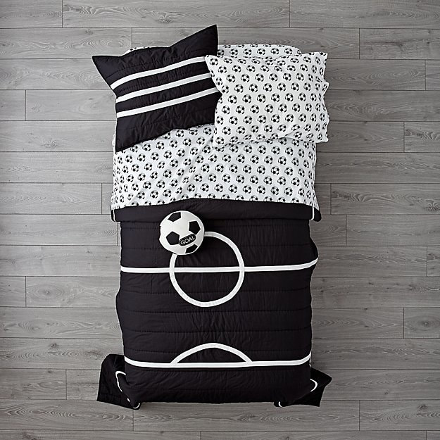 Soccer Bedding Land Of Nod